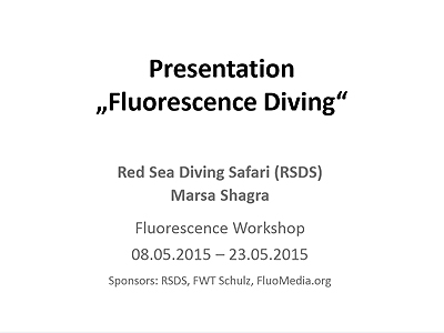 [Presentation Fluorescence Workshop]