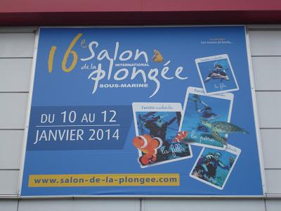 [Salon International de la Plongée Sous-Marine 2014]